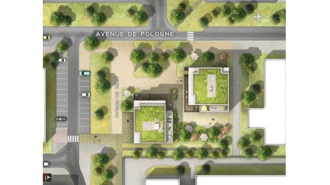 immobilier basse consommation à Rennes