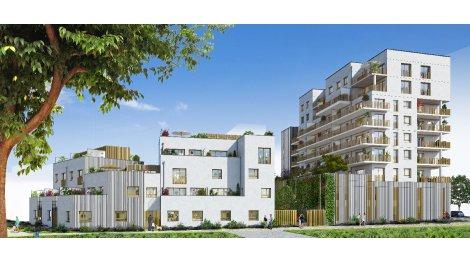 Appartements et maisons neuves Riveo investissement loi Pinel à Rennes