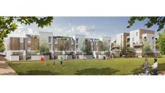 Appartements et maisons neuves Uniparc éco-habitat à Rennes