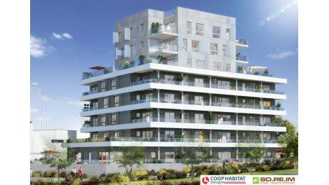 Appartement neuf Symbioz éco-habitat à Rennes