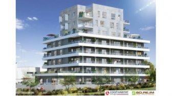 Appartements neufs Symbioz éco-habitat à Rennes
