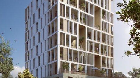 Appartement neuf Terra Nova éco-habitat à Rennes
