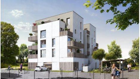 Appartements et maisons neuves Uniparc investissement loi Pinel à Rennes