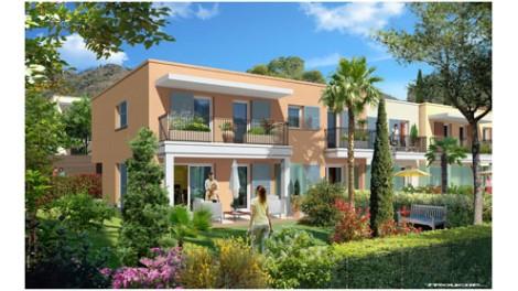 Appartements et maisons neuves Casabella investissement loi Pinel à Drap