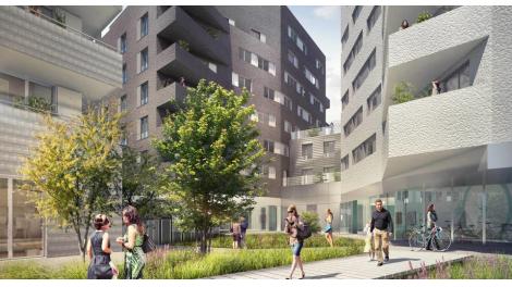 Appartements neufs Riv'Elegance 2 ca investissement loi Pinel à Boulogne-Billancourt