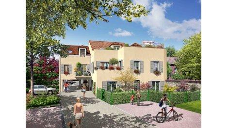 Appartement neuf Villa Beauregard cg à Chilly-Mazarin
