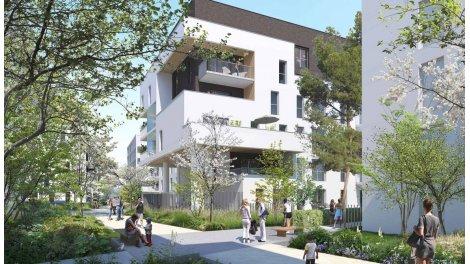 Appartement neuf Green Lane co éco-habitat à Romainville