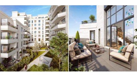 Appartement neuf Societydp à Saint-Ouen