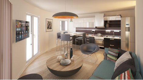 appartement neuf à Neuilly-sur-Marne