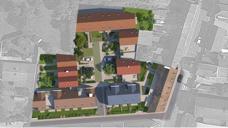 logement neuf à Amblainville