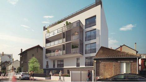 Appartement neuf Privilège investissement loi Pinel à Malakoff