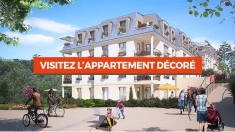 Appartements et maisons neuves Le Domaine du Parc investissement loi Pinel à Villennes-sur-Seine
