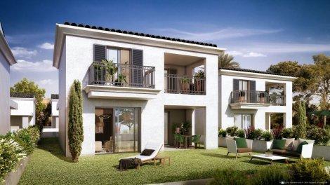 Maisons neuves Fior d'Alisu investissement loi Pinel à Lucciana