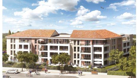 Appartement neuf Résidence des Sarments à Saint-Cyr-sur-Mer