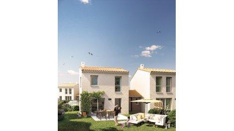 Maisons neuves Villas des Sarments à Saint-Cyr-sur-Mer