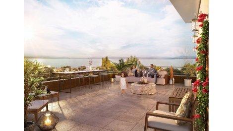 appartement neuf à Evian-les-Bains