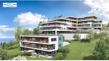 """Appartement neuf Le """"29"""" Evian investissement loi Pinel à Evian-les-Bains"""
