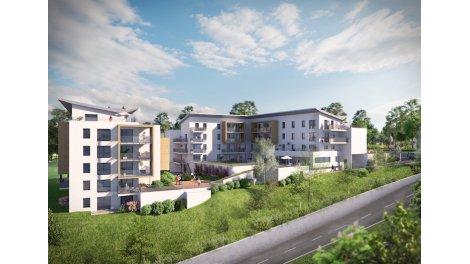 Appartement neuf Royal Mateirons investissement loi Pinel à Evian-les-Bains