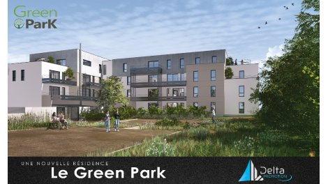 Appartement neuf Le Green Park éco-habitat à Thionville