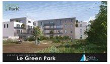 Appartements neufs Le Green Park éco-habitat à Thionville