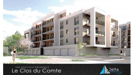 Appartement neuf Le Clos du Comte éco-habitat à Thionville