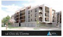 Appartements neufs Le Clos du Comte éco-habitat à Thionville