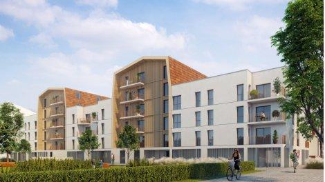 Appartements et maisons neuves Villa Flore investissement loi Pinel à Dijon