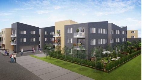 Appartement neuf Domaine des Noës investissement loi Pinel à La Verrière