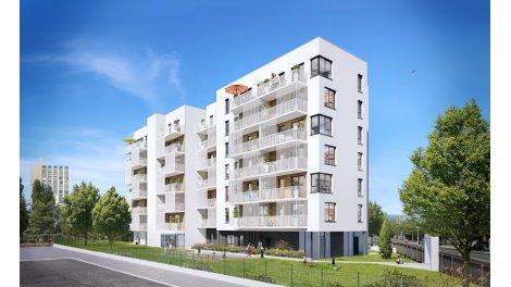 Appartement neuf 76 Salvador Allende à Champigny-sur-Marne