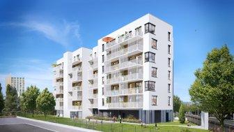 Appartements neufs 76 Salvador Allende investissement loi Pinel à Champigny-sur-Marne