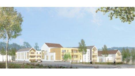 Appartements et maisons neuves Woodlane à Magny-le-Hongre