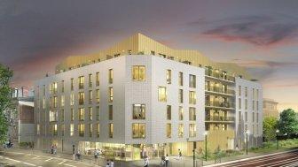 Appartements neufs Les Filatures investissement loi Pinel à Tourcoing