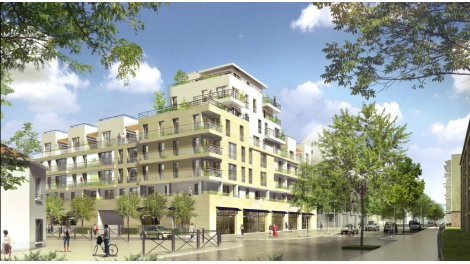 Appartement neuf Elan investissement loi Pinel à Colombes