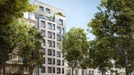 Appartement neuf Mistral à Paris 14ème