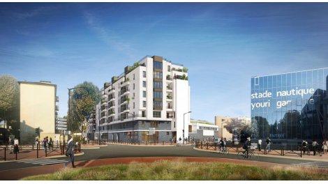 Appartement neuf Hello investissement loi Pinel à Villejuif