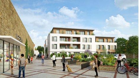 Appartements et maisons neuves L'Allée des Lettres investissement loi Pinel à Montfermeil