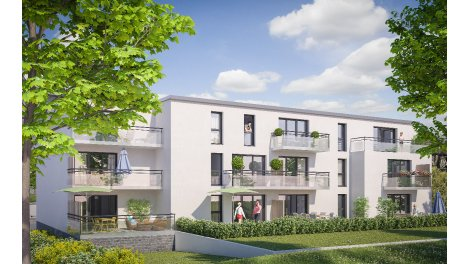 Appartement neuf Les Jardins de Jade à Tinqueux