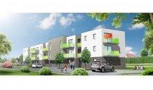 Appartements neufs Sainghin-en-Weppes D1 éco-habitat à Sainghin-en-Weppes