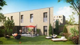 Appartements et maisons neuves Square Louise éco-habitat à La Madeleine