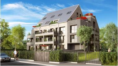 Appartement neuf Les Jardins du Manoir à Marcq-en-Baroeul