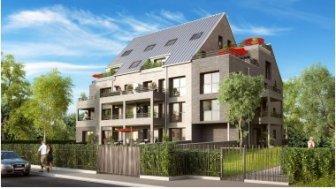 Appartements neufs Les Jardins du Manoir éco-habitat à Marcq-en-Baroeul