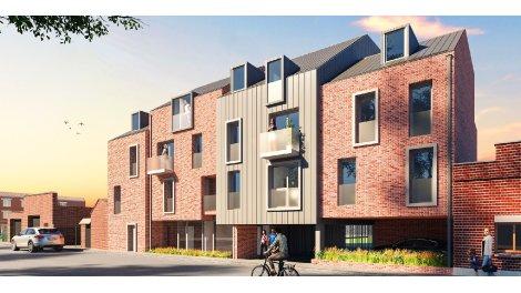 Appartements neufs Villa Saint Martin investissement loi Pinel à Croix