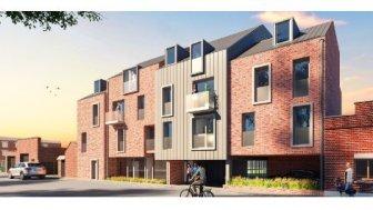 Appartements neufs Villa Saint Martin éco-habitat à Croix