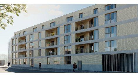 Appartement neuf Intencity éco-habitat à Lille