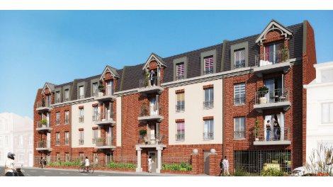 Appartement neuf Carré des Sens à Valenciennes