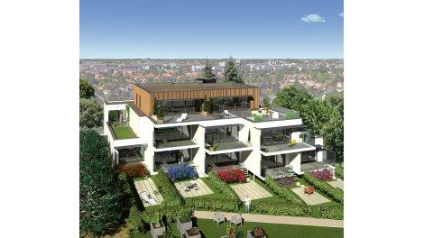 Appartement neuf Vert Loire à Orléans