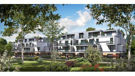 Appartements neufs Le Parc de Verville investissement loi Pinel à Saint-Jean-de-Braye
