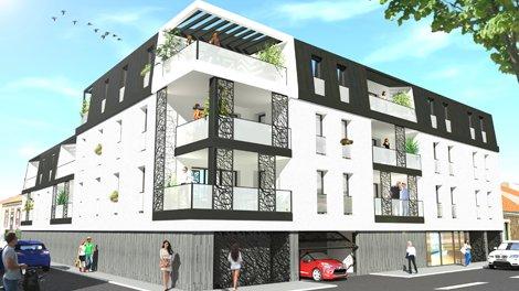Appartement neuf Résidence City éco-habitat à La Roche-sur-Yon