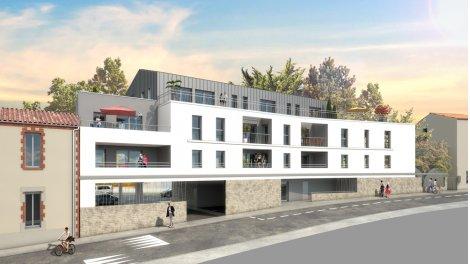 Appartement neuf Les Terrasses du Parc investissement loi Pinel à Les Herbiers