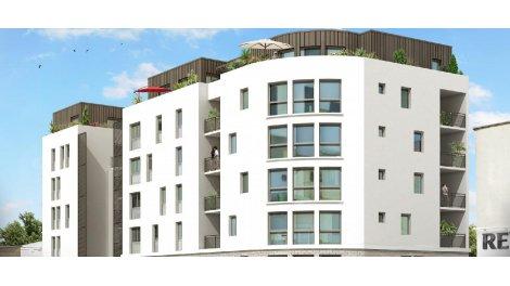 Appartement neuf Anatôl investissement loi Pinel à Villeurbanne